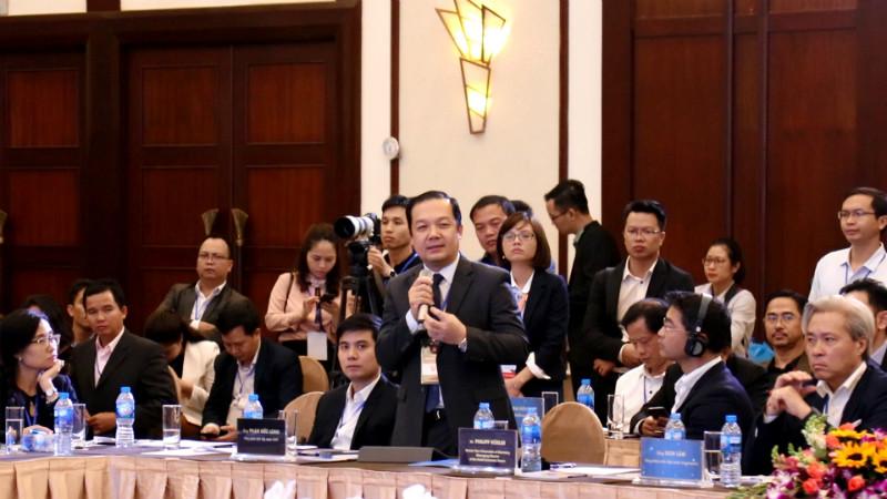 """CEO Phạm Đức Long: """"VNPT luôn chào đón các startup"""""""